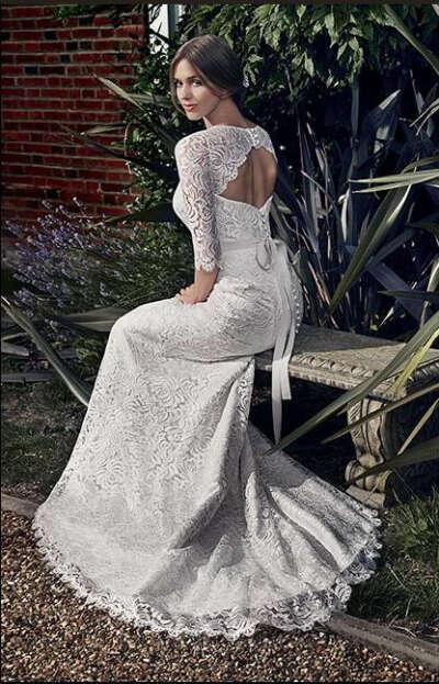 Apolline от Suzanne Neville Свадебное платье