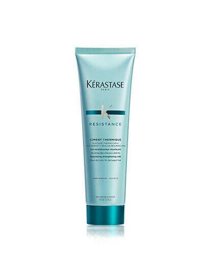 Керастаз Термо-Уход Цемент Термик восстанавливающее молочко для защиты волос, 50 мл