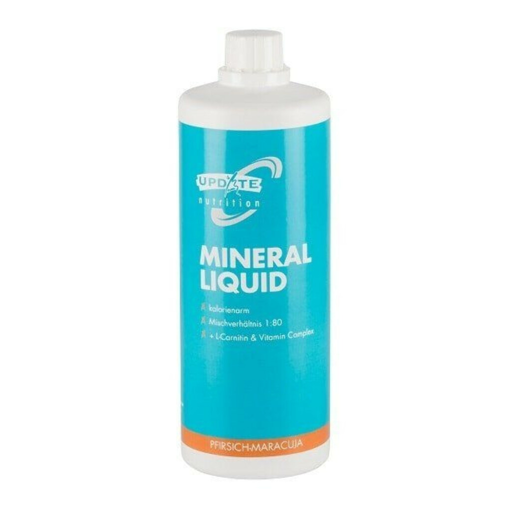 Mineral Liquid mit L-Carnitin (1000 ml)