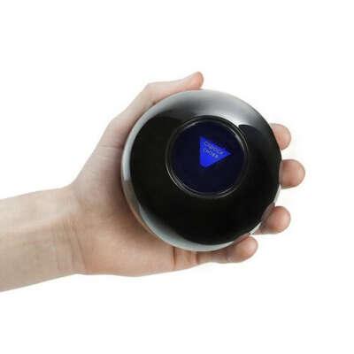 Магический шар-предсказатель