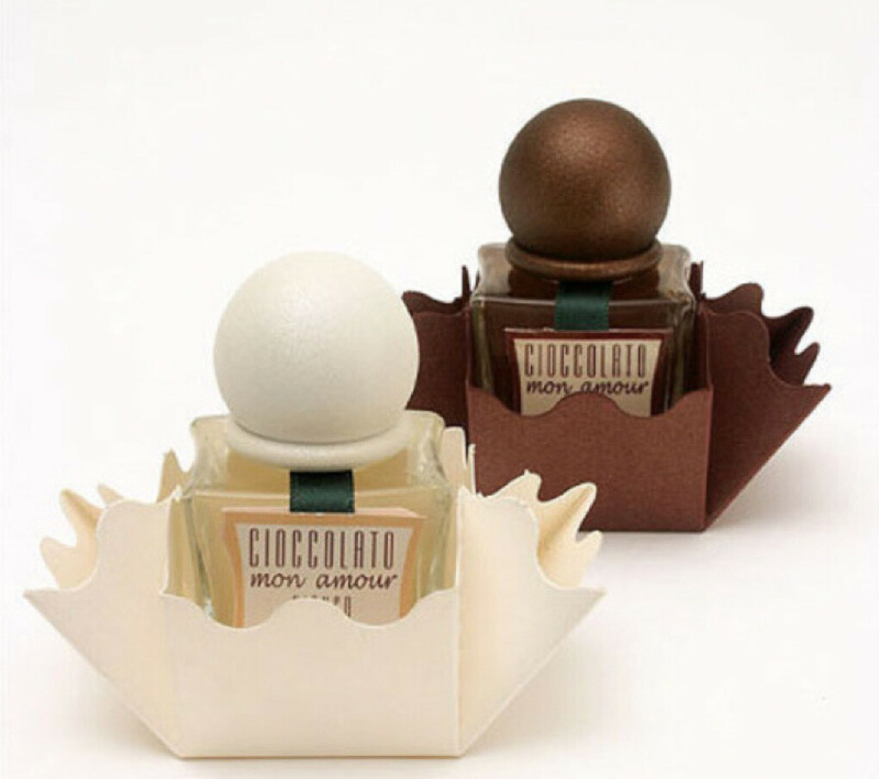 Духи с запахом шоколада