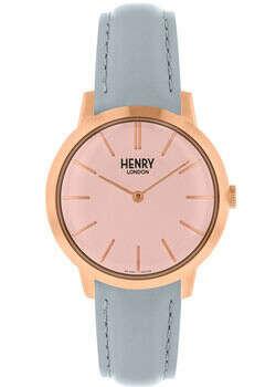 Часы Henry London HL34-S-0228