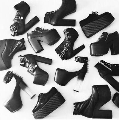 Неформальная обувь на платформе