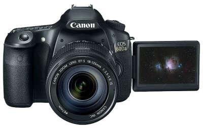Зеркальный фотоаппарат Canon EOS 60Da Kit 18-135