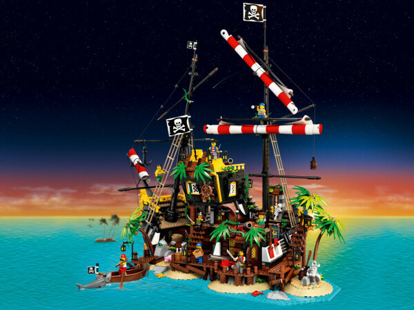 Пираты Залива Барракуды