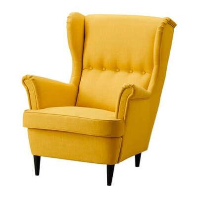 СТРАНДМОН Кресло с подголовником - IKEA