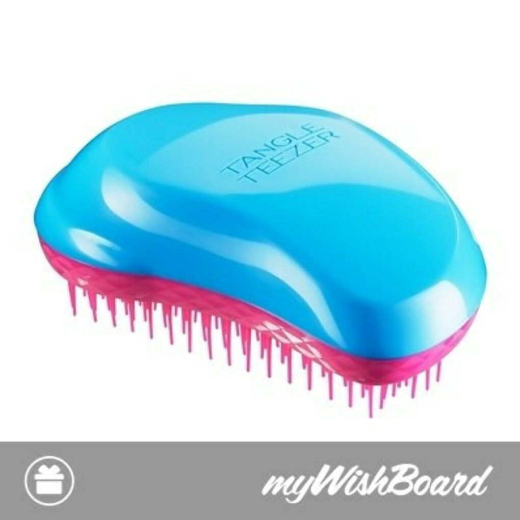 Tangle Teezer Original Professional Detangling Hairbrush - Blue & Pink