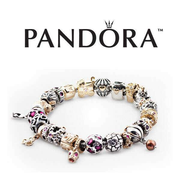 Собрать браслетик Pandora