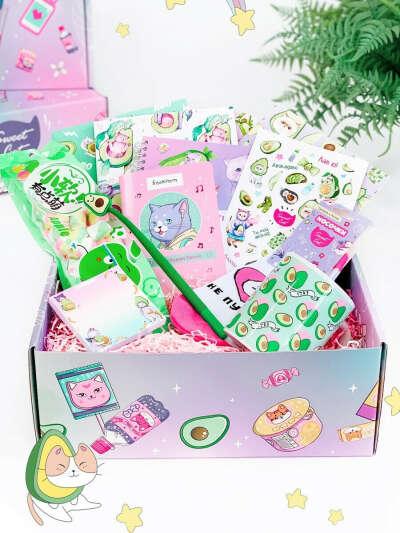 Подарочный набор Sweet Cat Shop