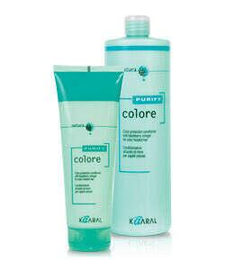 Кондиционер для окрашенных волос с уксусом ежевики Colore Conditioner