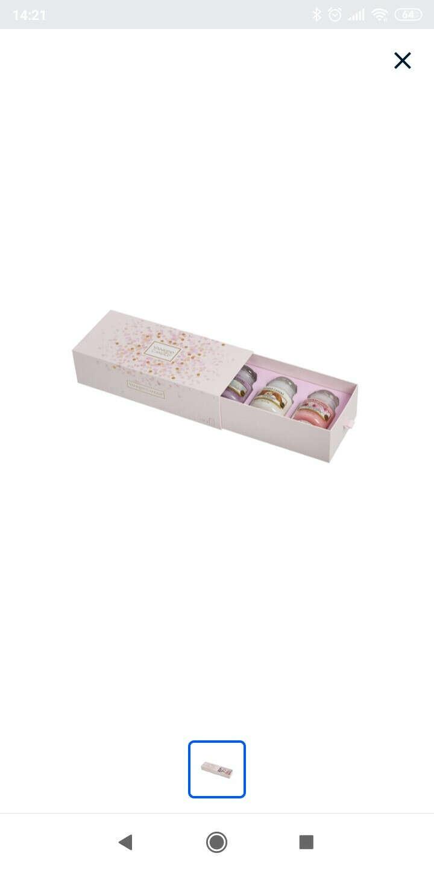 """Подарочный набор 3 свечи """"Нежный букет"""" (Сладость, мягкое одеяло, цветущая вишня)"""