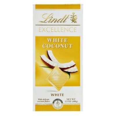 Хочу попробовать белый шоколад LINDT с кокосом!!!