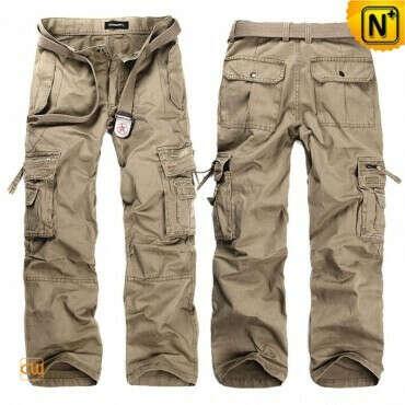 CWMALLS® Designer Loose Cargo Pants CW140288
