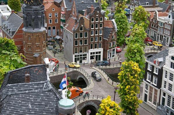 путешествие в Голландию