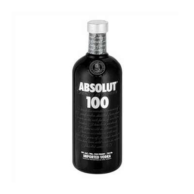 ABSOLUT VODKA 100 (750ML)