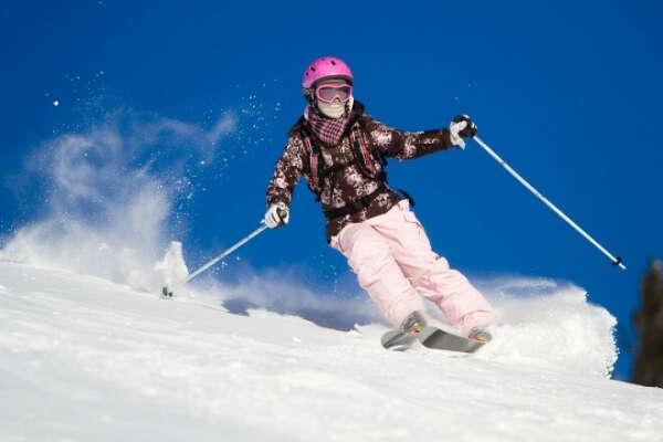 хорошо кататься на горных лыжах