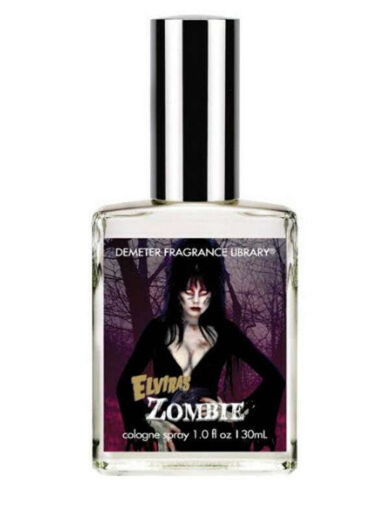 «Девушка-зомби» (Elvira's zombie)