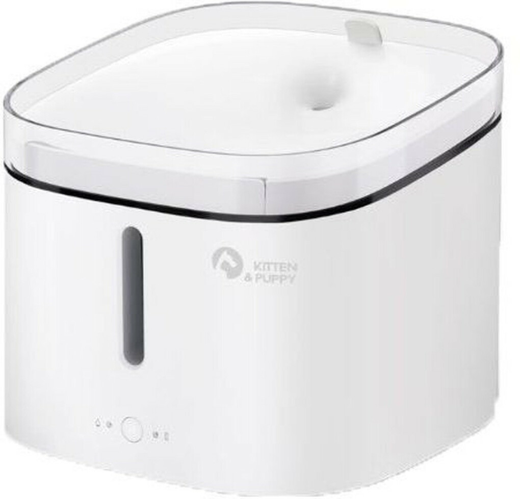 Дозатор воды для животных Xiaomi Kitten&Puppy Water Dispenser белый