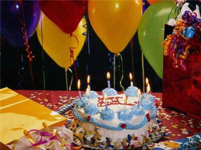 Хочу, чтобы День Рождения был офигенным!