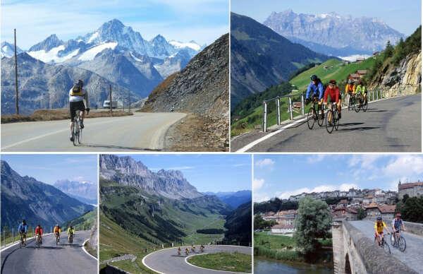 велотур по Швейцарии