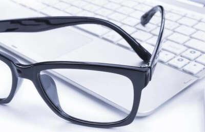 Красивые компьютерные очки