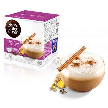 Chai Tea Latte  - NESCAFÉ® Dolce Gusto®