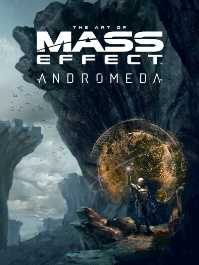 "Артбук ""Mass Effect Andromeda"""
