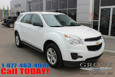 2013 Chevrolet Equinox LS For Sale | Spruce Grove AB