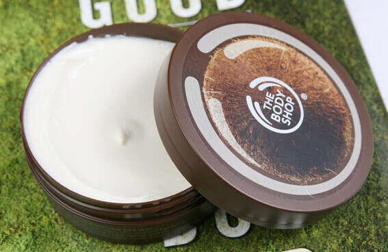Масло для тела КОКОС от The Body Shop