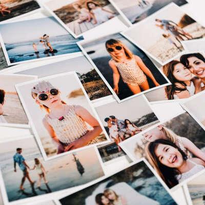 Напечатать фотографий