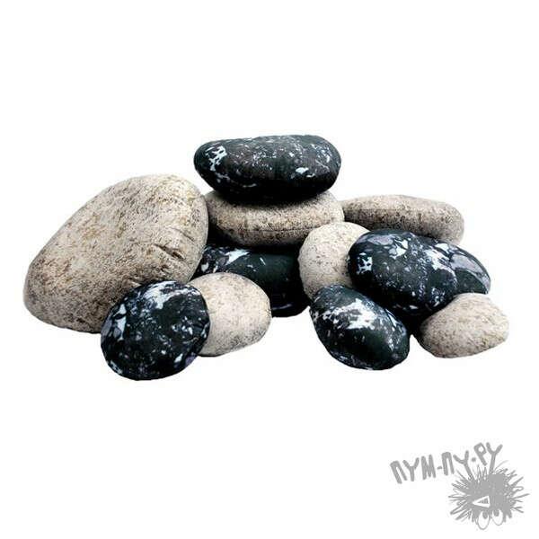 """Набор подушек """"камни"""""""