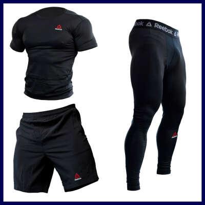 Компрессионная спортивная одежда