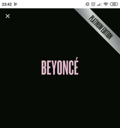 Beyonce - CD Beyonce