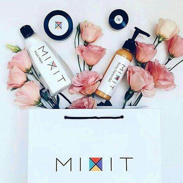 Подарочный сертификат Mixit