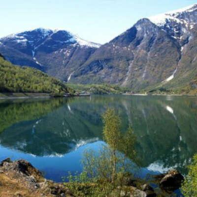 Я хочу поехать в Норвегию