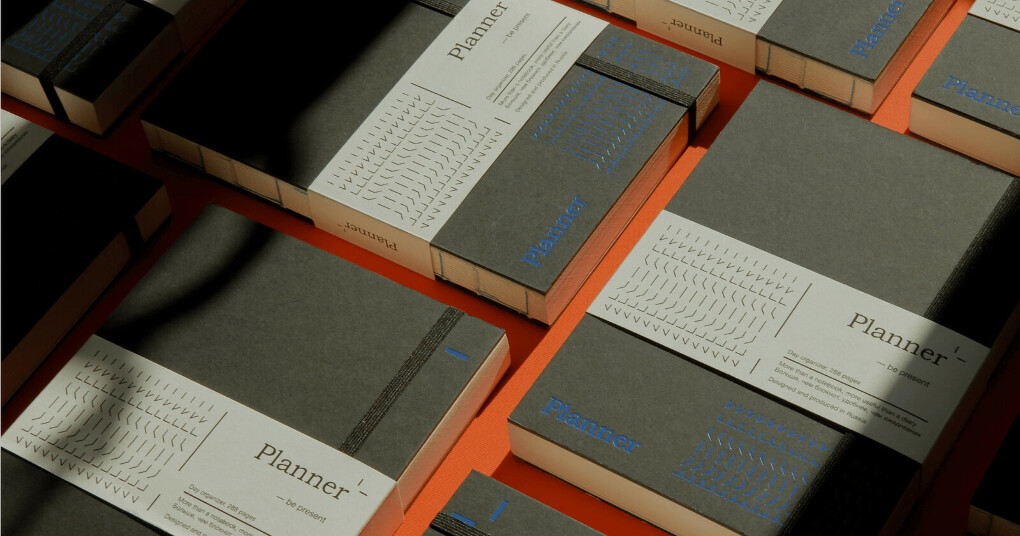 Day Organizer vol. 1 – Planum Books
