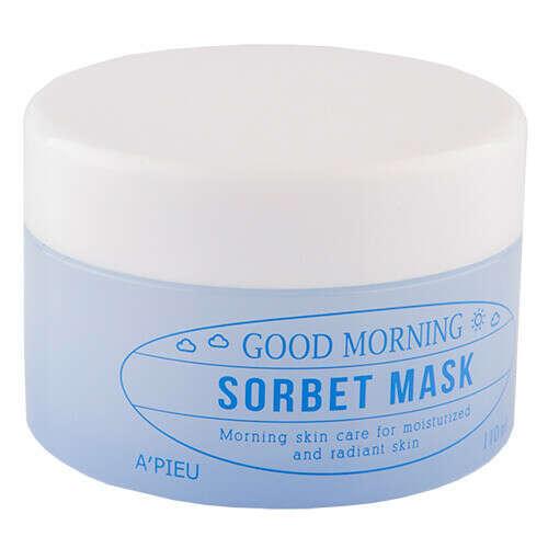 Маска-сорбет для лица `A`PIEU` GOOD MORNING