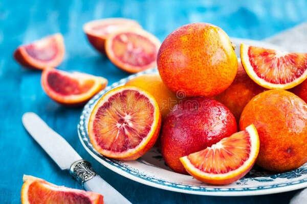 Сицилийские апельсины