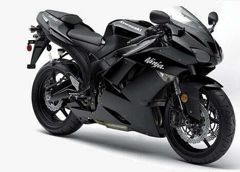 Мотоцикл Kawasaki