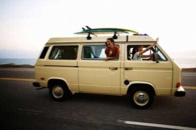 Путешествие с друзьями на морее!