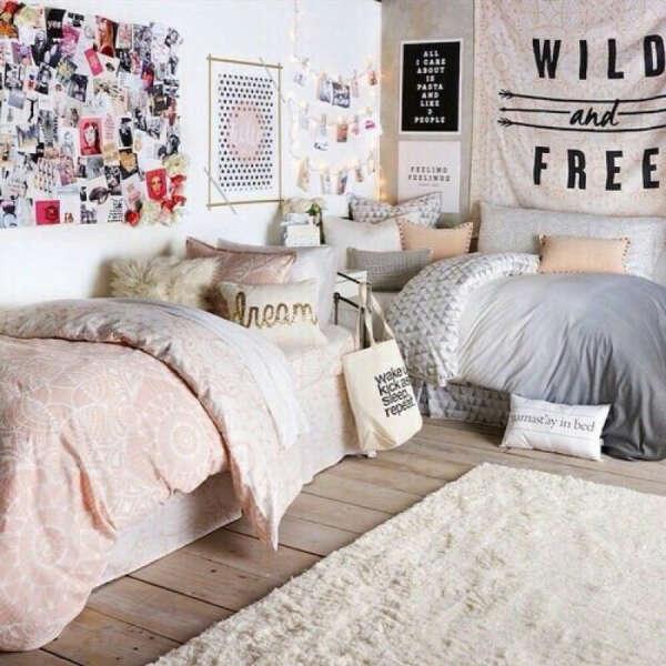 Уютная комната с кучей разностей