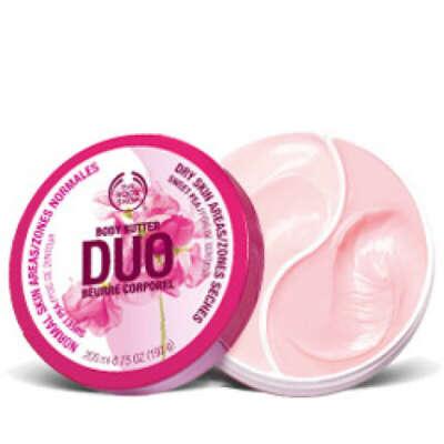 The Body Shop - Body Butter Duo Sweet Pea
