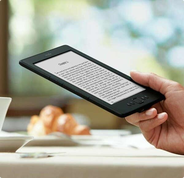 Электронная книга серии PocketBook