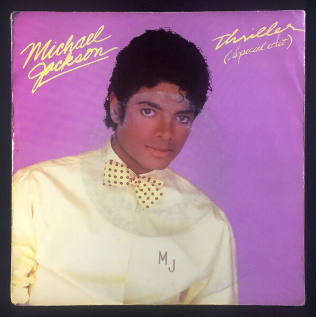 Michael Jackson - Thriller (7'' Single - Special Edit)