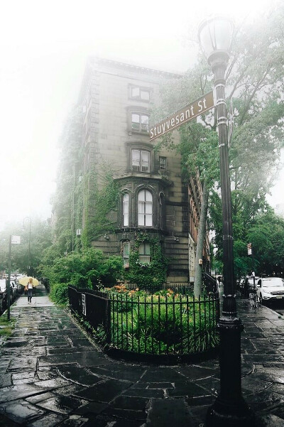 Побывать (пожить) в Нью Йорке
