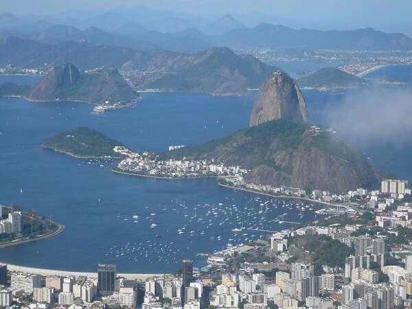 Хочу поехать в Рио- де - Жанейро