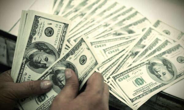 Каждый месяц я получаю зарплату 1000 долларов!