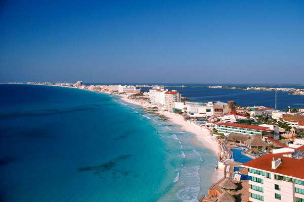 Мексика Канкун