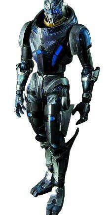 Square Enix Mass Effect 3: Play Arts Kai: Garrus Vakarian