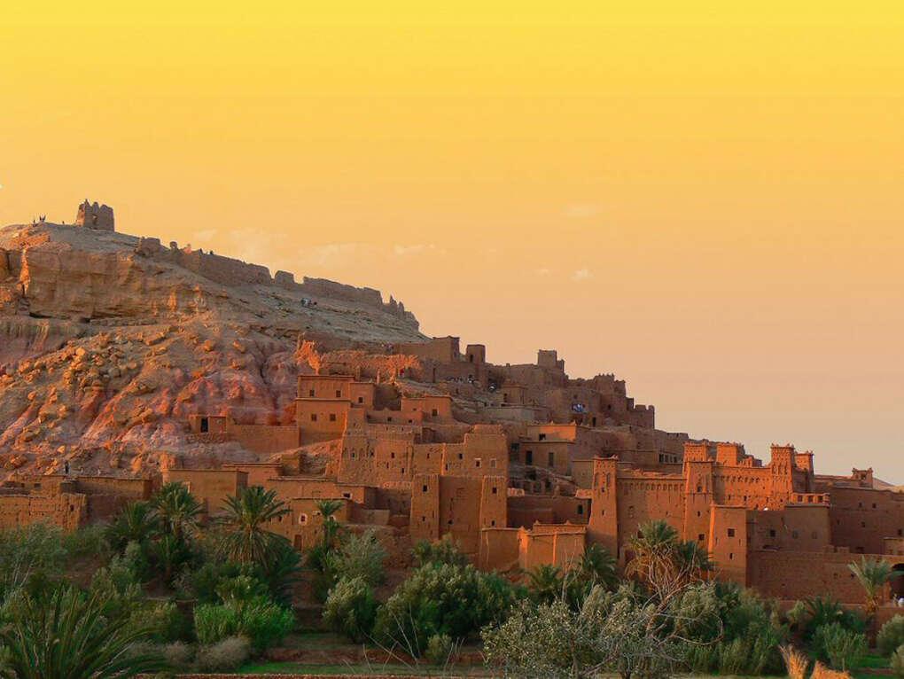Я хочу когда нибудь поехать в Марокко